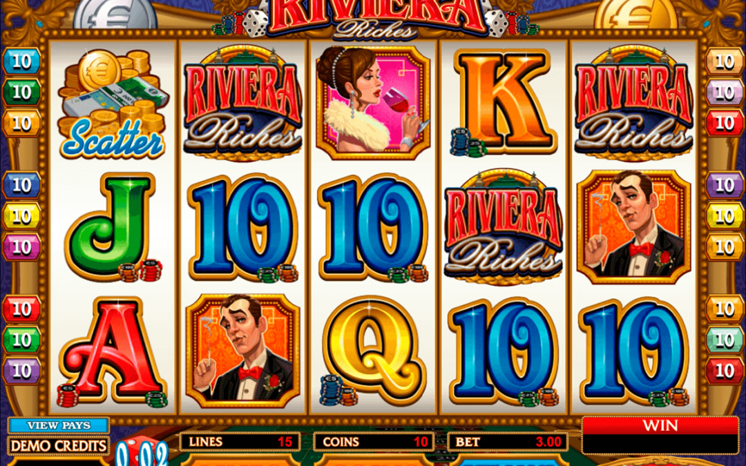 Riviera Riches Providing Jackpot As Rewards